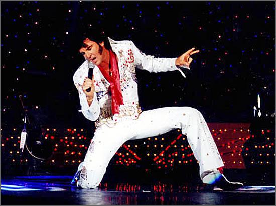 Elvis Presley nasceu há 80 anos