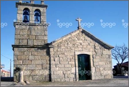 Igreja matriz de codesseiro