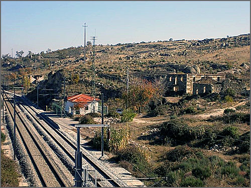 Antiga Estação do Noémi