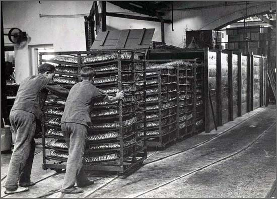 Há 84 anos foi imposto o condicionamento industrial