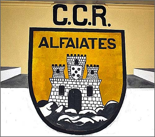O Centro Cultural e Recreativo de Alfaiates foi fundado há 34 anos
