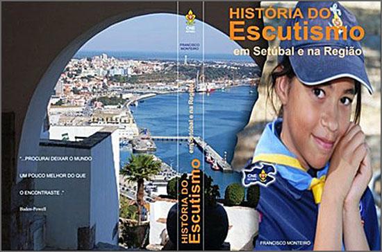 O livro do chefe Francisco Alves Monteiro, natural da Bismula - Sabugal