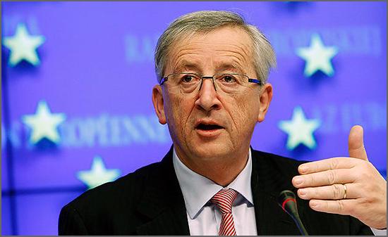 Jean Claude Juncker: «Pecámos contra a dignidade dos povos»