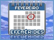 Efemérides - Fevereiro - 2015 - Capeia Arraiana