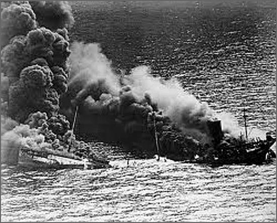 Há 100 anos a Alemanha declarou guerra submarina a todo o tipo de navios