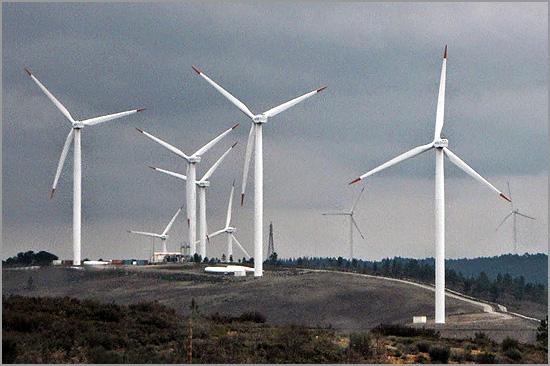 Parque eólico da Malcata - capeiaarraiana.pt