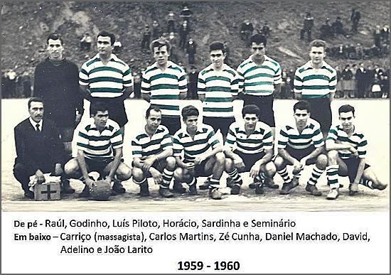 Antiga equipa do Sporting Clube do Sabugal - fundado há 76 anos