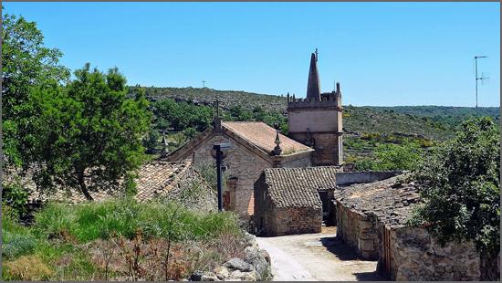 Igreja paroquial de Vilar Maior