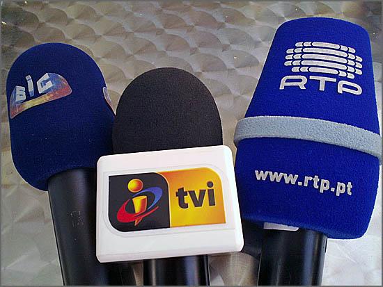 Televisões lutam por audiências