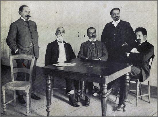 Há 120 anos reuniu o Congresso do Partido Republicano Português, que elegeu novo directório