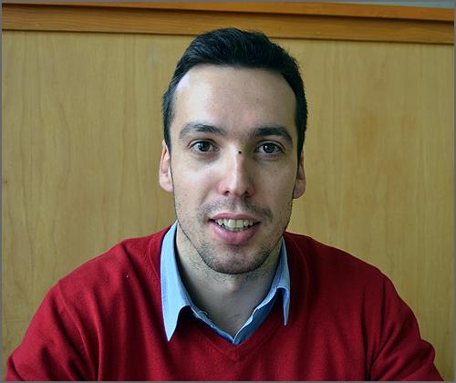 Mário Costa - o melhor investigador do ano 2014