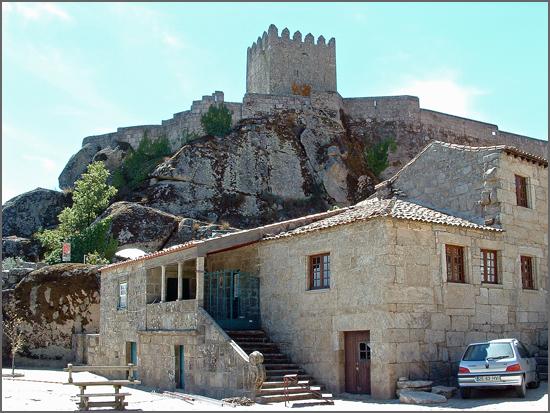 Há 27 anos Mário Soares esteve no concelho do Sabugal e pernoitou em Sortelha