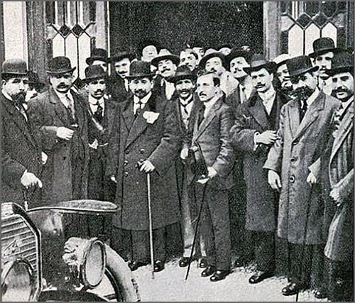 Há 100 anos os republicanos «democráticos» realizaram um congresso decisivo