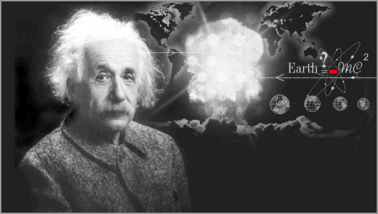 Albert Einstein - Capeia Arraiana