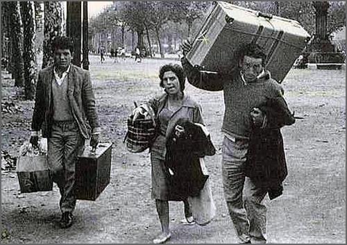 Mesmo proibidos de emigrar os portugueses fugiram à miséria