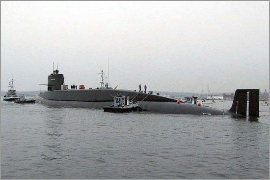 Redoutable (S611) - Primeiro Submarino Nuclear Francês - Capeia Arraiana