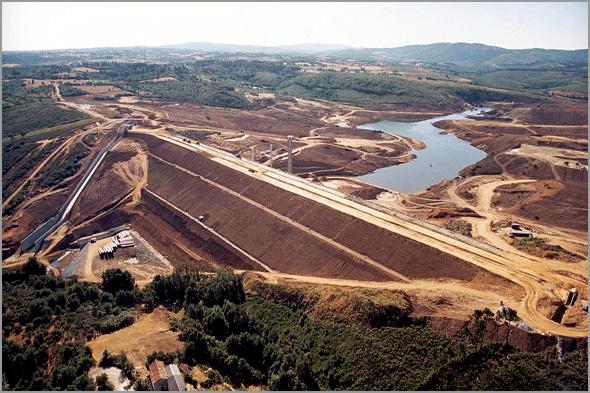 Inauguração da Barragem do Sabugal - Capeia Arraiana