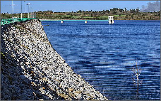A assinatura do contrato de construção da barragem do Sabugal foi há 18 anos