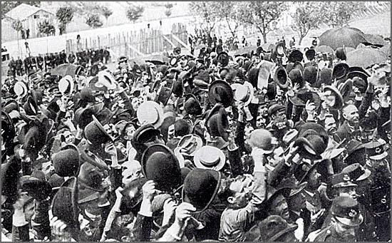 Há 100 anos o Partido Republicano realizou um grandioso comício na Guarda