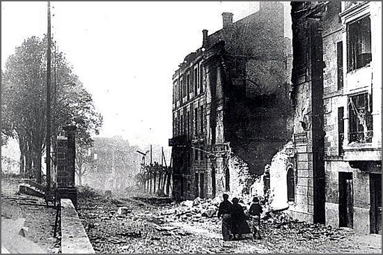 Há 78 anos Guernica foi destruída na Guerra Civil de Espanha