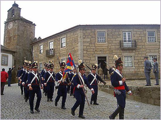 Há 203 anos o marechal duque de Ragusa instalou-se no Sabugal