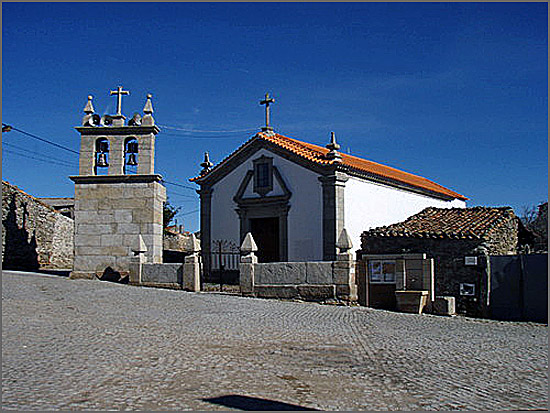 Igreja matriz de Ruivós
