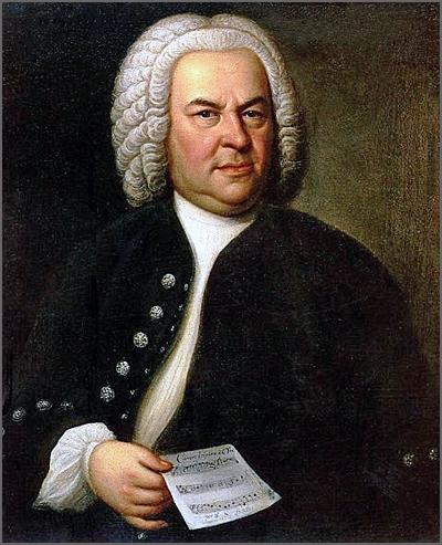 João Sebastião Bach