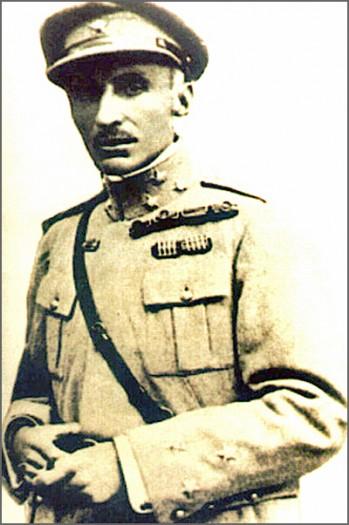 O general Sousa Dias morreu há 81 anos em Cabo Verde e seria depois sepultado secretamente na Guarda