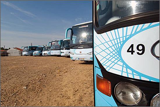O novo regime dos transportes públicos não interessa às populações locais