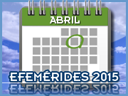 Abril - Efemérides 2015 - Capeia Arraiana