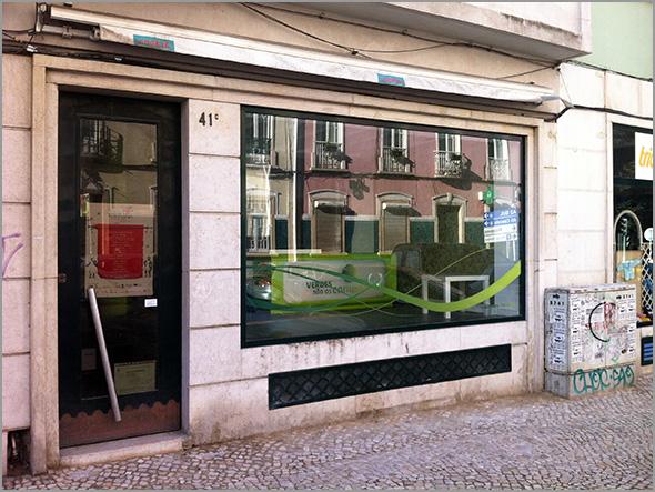 Loja Pró-Raia - Campo Ourique - Lisboa - Capeia Arraiana