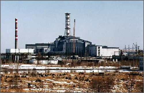 Central nuclear de Chernobyl