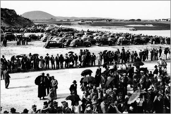 Inauguração da Base Aérea 2 (BA2) na Ota - Capeia Arraiana