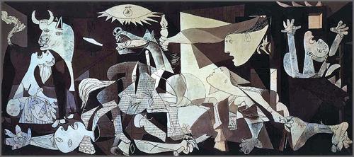 «Guernica» de Picasso