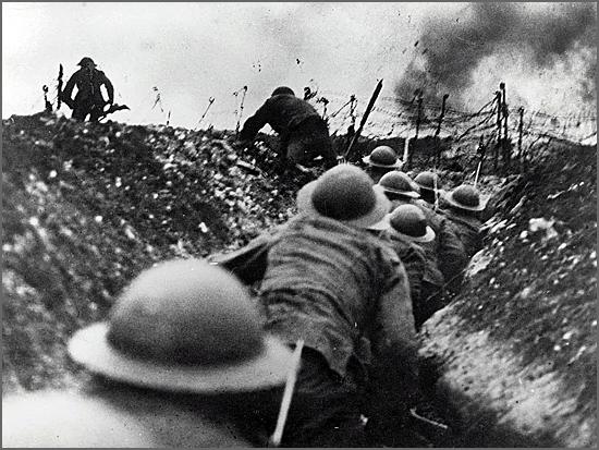 A mortífera Batalha de La Lys aconteceu há 97 anos