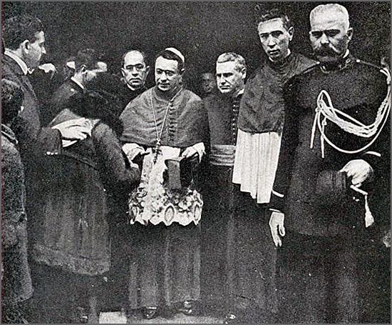 Há 100 anos o bispo D. José Alves Matoso chegou à diocese da Guarda