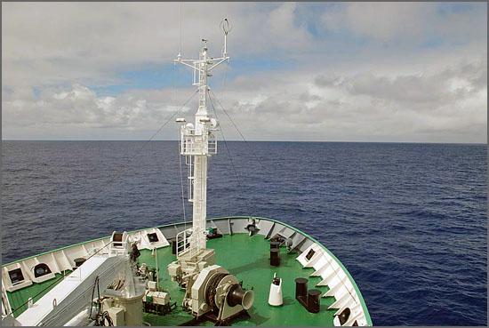 A nossa vida pode ser comparada ao navegar de um navio