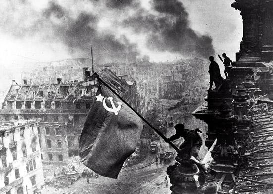 A Batalha de Berlim iniciou-se há 70 anos