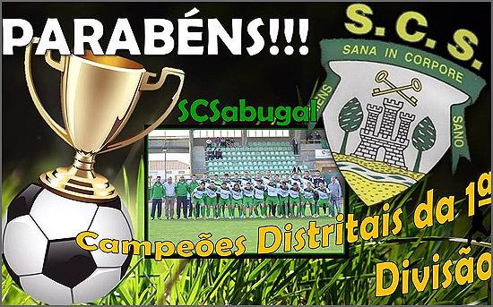 O Sabugal conquistou o campeonato em Vilar Formoso