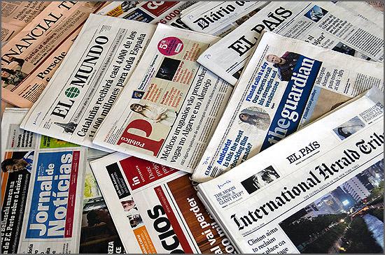 As notícias de primeira página podem ser uma maneira bem dissimulada de fazer censura