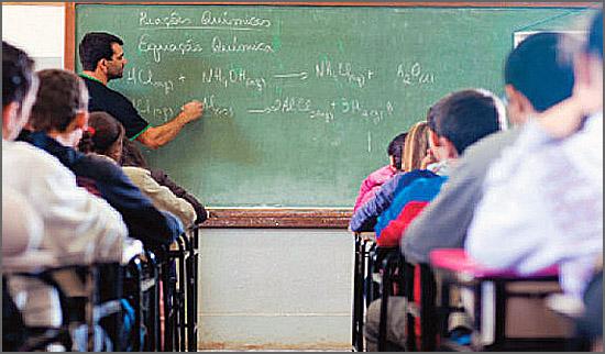 A avaliação de professores denunciou muitas outras avaliações