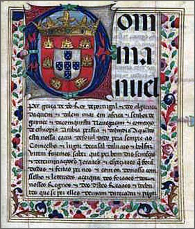 D. Manuel concedeu foral ao Sabugal e a Alfaiates há exactamente 500 anos