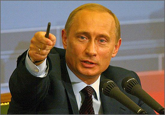 Putin é um patriota, pois se não o fosse já tinha levado com um golpe palaciano