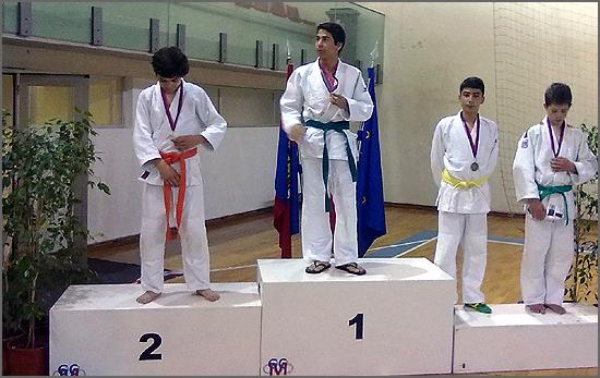Judocas do Sabugal estiveram na Maia