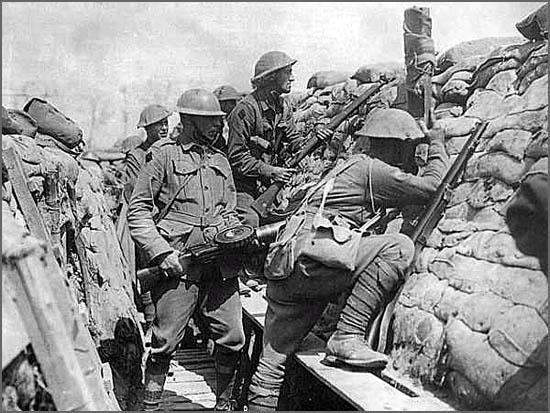 A Batalha de Aubers aconteceu há 100 anos