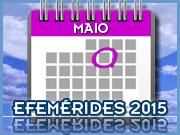 Maio 2015 - Efemérides - Capeia Arraiana