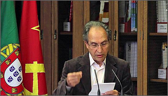 Carlos Carvalhas foi eleito secretário geral adjunto do PCP há 25 anos