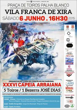 XXXVI Capeia Arraiana