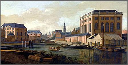 A Sinagoga Portuguesa de Amesterdão no século XVII