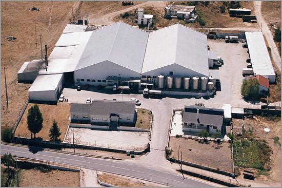 Empresa Lacticínios Lactibar - Rendo - Sabugal - Guarda - Portugal - Capeia Arraiana